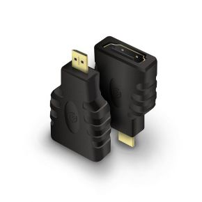 Alogic Micro HDMI (M) to HDMI (F) Adapter - Male to Female HDMCR
