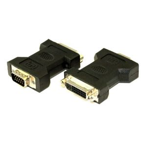 Alogic Premium VGA (M) to DVI (F) Adapter  Male to Female VGA-DVI-MF