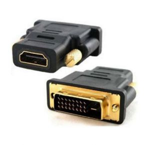 Astrotek DVI-D to HDMI Adapter Converter Male to Female