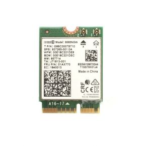 Intel 9560 Dual Band Wireless AC M.2 2230 WiFi Bluetooth Gigabit Adapter No vPro