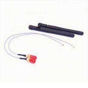 Astrotek Internal Wi-Fi Antenna Kit - 2x IPX to RP-SMA 50cm wifi 2x 5Ghz Antenna