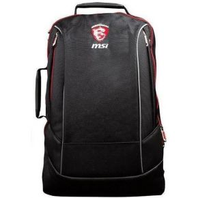 "MSI Hecate 17.3"" Backpack Suitable for all MSI Gaming notebooks up to 17.3"""