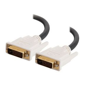 Alogic 15m DVI-D Dual Link Digital Video Cable - Male to Male Up to 3840 x 2160