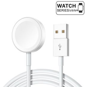 NewBee 1m Magnetic Charger Charging Cable For 38/42mm Apple Watch 1/2/3/4