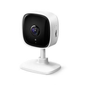 TP-Link C100 Tapo Home Security Wi-Fi Camera, H.264, 1080P, 2-Way Audio, Motion