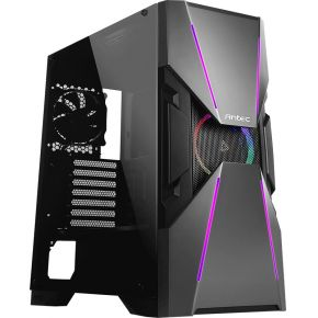 Antec DA601 Prime Dark Avenger Tempered Glass ARGB Mid-Tower E-ATX Gaming Case