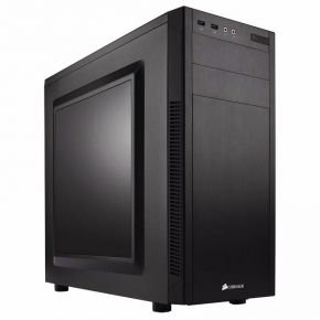 Corsair CC-9011075-WW Carbide Series 100R Mid Tower ATX Gaming Computer PC Case With Window