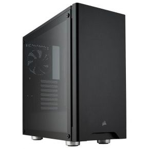 Corsair Carbide 275R Tempered Glass Mid-Tower Gaming PC Case Black CC-9011132-WW