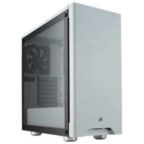 Corsair Carbide 275R Tempered Glass Mid-Tower Gaming PC Case White CC-9011133-WW