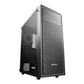 Deepcool E-Shield E-ATX Mid Tower PC Case Tempered Glass with Side Panel