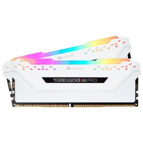 Corsair Vengeance RGB PRO Light Enhancement Kit White - No DRAM Memory & are Meant for Aesthetic Use Only