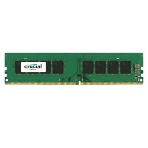 Crucial 4GB DDR4 PC19200 2400Mhz CL17 Single Rank Desktop Memory CT4G4DFS824A