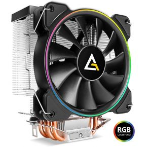 Antec A400 RGB CPU Air Cooler Direct Silent RGB PWM Fan Thermal Paste included