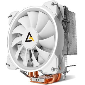 Antec C400 Glacial White Air CPU Cooler PWM Silent Fan Thermal Paste included