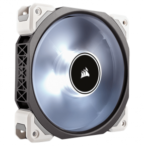 Corsair ML120 White LED 120mm Pro Magnetic Levitation PWM Fan CO-9050041-WW