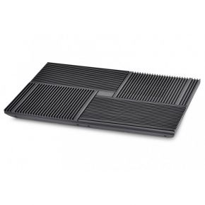 "Deepcool Multi Core X8 Notebook Cooler Up to 15.6"" Pure Al Panel 2x USB Fan Control"