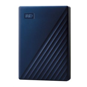 Western Digital WD 5TB My Passport for Mac USB 3.2 Gen 1 External Hard Drive