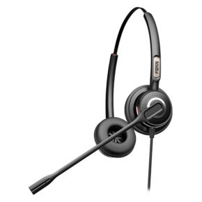 Fanvil HT202 Stereo Headset Over the Head Design Perfect for Small/Home Office