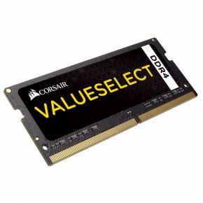 CORSAIR Value Select 8GB (1x8GB) DDR4 DRAM SODIMM 2133MHz C15 1.20V