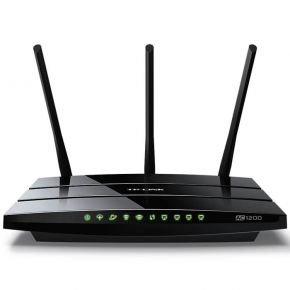 TP-Link Archer VR400 AC1200 Wireless VDSL/ADSL2+ Modem Router Dual Band WiFi