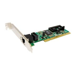 Edimax EN-9235TX-32 GbE PCI Network Card Full and Half Dup Low Profile Bracket