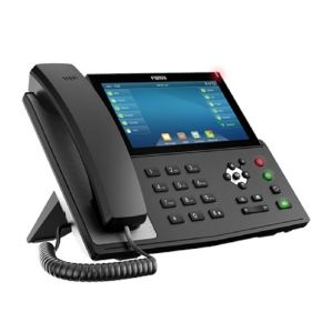 "Fanvil X7 Enterprise IP Phone 7"" Touch Colour Screen Built in Bluetooth HD audio"