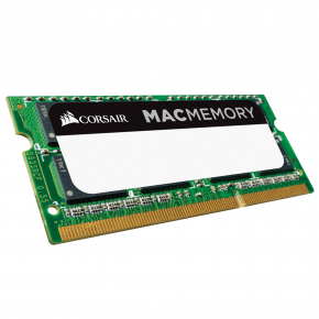 Corsair Memory for Mac 1x 4GB Dual Channel DDR3 SODIMM 1066MHz CMSA4GX3M1A1066C7