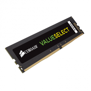 Corsair Value Select Black DDR4 2133MHZ 8GB 1x288 DIMM 1.20V CMV8GX4M1A2133C15