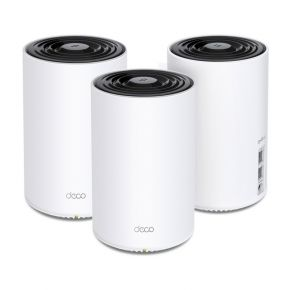 TP-LINK Deco X68(3-pack) TP-Link Deco X68 3 Pack AX3600 Whole Home Mesh WiFi 6 Router, 3x Deco X68 Router