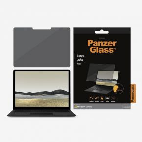 """PanzerGlass Microsoft Surface Laptop 13"""" Privacy Screen Protector Privacy Filter"""