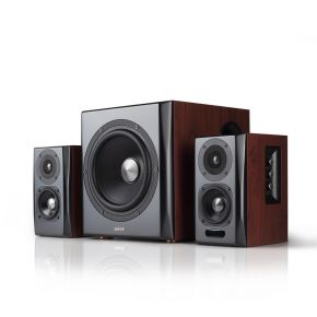Edifier S350DB 2.1 Bluetooth Multimedia Speakers w/Subwoofer/BT Remote Control