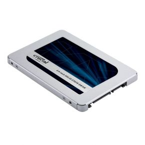 "Crucial MX500 250GB SATA 2.5-inch 7mm (with 9.5mm adapter) 2.5"" Internal SSD"