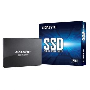 Gigabyte 480GB SSD SATA3 500/380MB/S TRIM & S.M.A.R.T Supported 3 Years Warranty