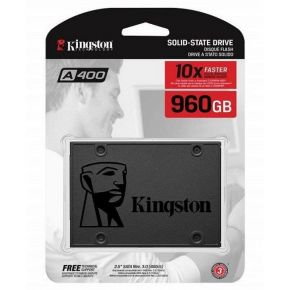 Kingston 960GB SSDNow A400 SSD Solid State Drive 2.5 Inch 7mm SA400S37/960G