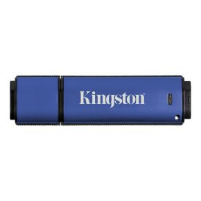 Kingston 4GB DataTraveler Vault Privacy 3.0 DT Encrypted USB 3.0 Flash Drive