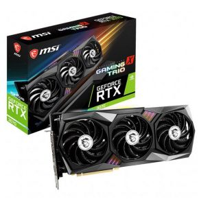 MSI RTX 3070 Gaming X Trio 8GB GDDR6 Graphics Video Card 1830MHz 3xDP 1xHDMI