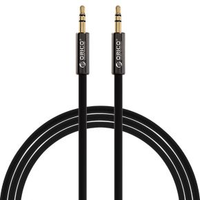 ORICO 2M 6FT Male-Male 3.5mm Stereo Audio Headphone Aux Cable Cord For MP3 Iphon