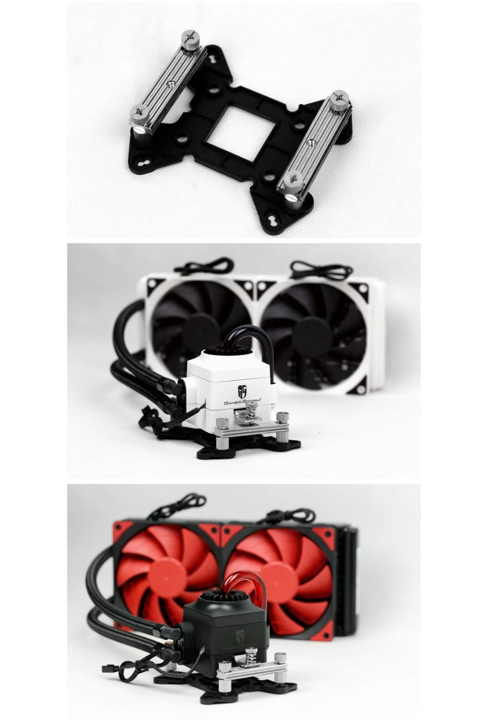 DeepCool Gamer Storm Captain EX Liquid Cooling System AM4 Mounting Kit