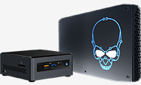 Mini-PC Barebone